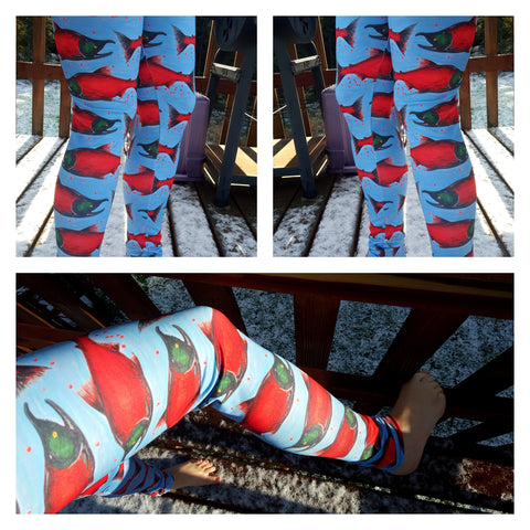 Spawned Fashion Leggings