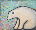Polar Dreams Art Print