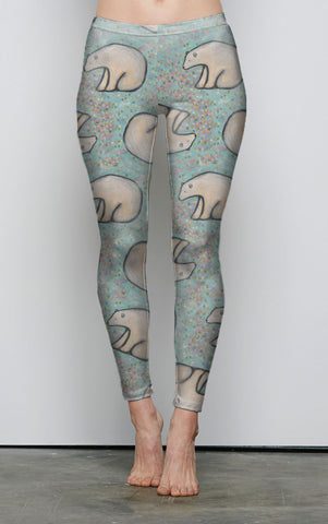 Polar Dreams Lounge Leggings