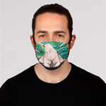 New! Polar Pin Up Face Mask-Adult's and Kid's In Stock