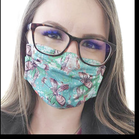 Mosquito Face Mask- In Stock June 8