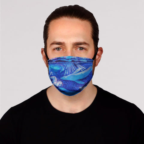 Sea Lion Face Mask- Adult's In Stock