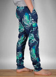 Squid Fleece Joggers