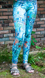 Tidal Pool Lounge Leggings