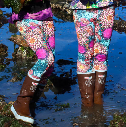 Valisa Higman's Sculpin's Nest Kid's Lounge Leggings