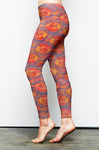 Yellow Eye Fashion Leggings