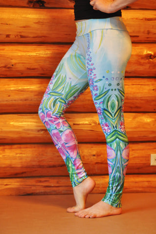 Fireweed Yoga Leggings