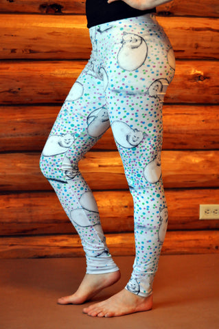 Arctic Fox Fashion Leggings