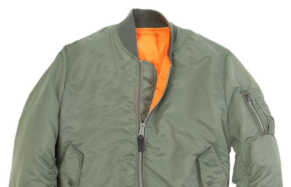 Alpha Industries Classic MA-1 Flight Jacket