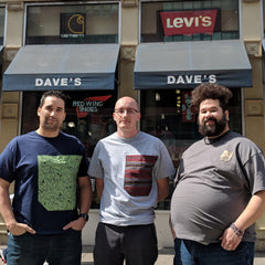 Dave's New York Big Pocket T-shirts