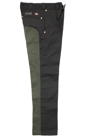 Reconstructed Dickies 874 Work Pants by Designer Tory Van Thompson for Dave's New York