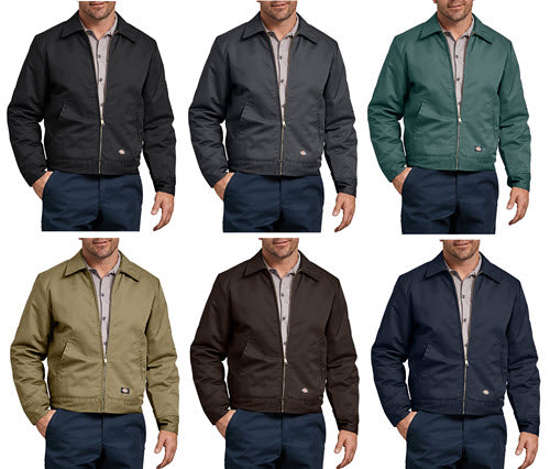 Dickies Eisenhower workwear jackets at Dave's New York