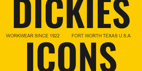Dickies Icons Workwear Classics at Dave's New York