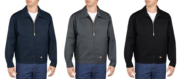 Dickies Eisenhower jackets at Dave's New York