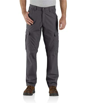 Carhartt Men's Force Relaxed Fit Ripstop Cargo Work Pant - Shadow at Dave's New York
