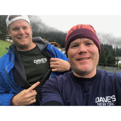 Dave's Traveling Tees - Lenzerheide, Switzerland
