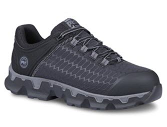 Timberland PRO Men's Powertrain Sport Alloy Safety Toe Work Sneaker at Dave's New York