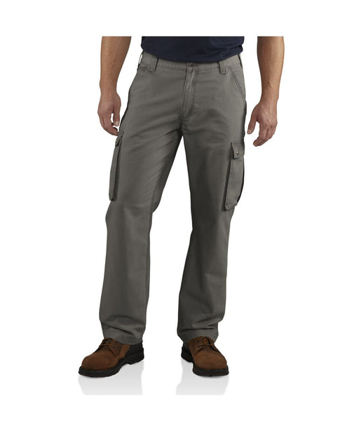 Carhartt Rugged Cargo Pants in Gravel at Dave's New York
