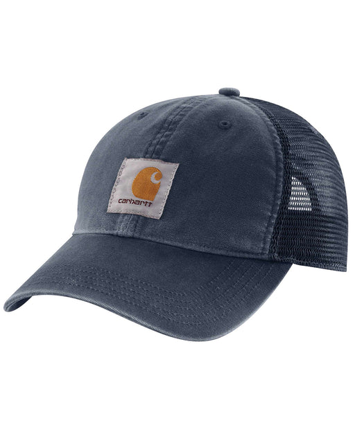Carhartt 100286 Buffalo Cap in Navy at Dave's New York