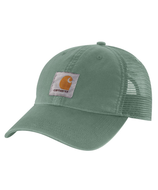 Carhartt Buffalo Cap - Leaf Green at Dave's New York