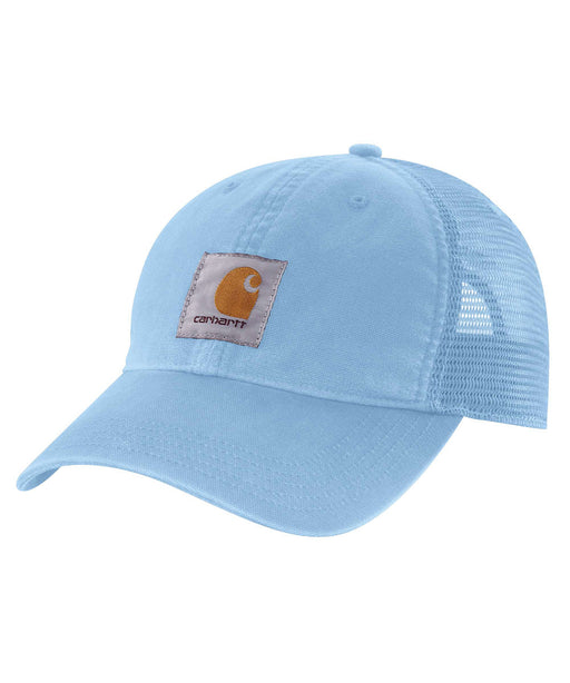 Carhartt Buffalo Cap - Light Blue at Dave's New York