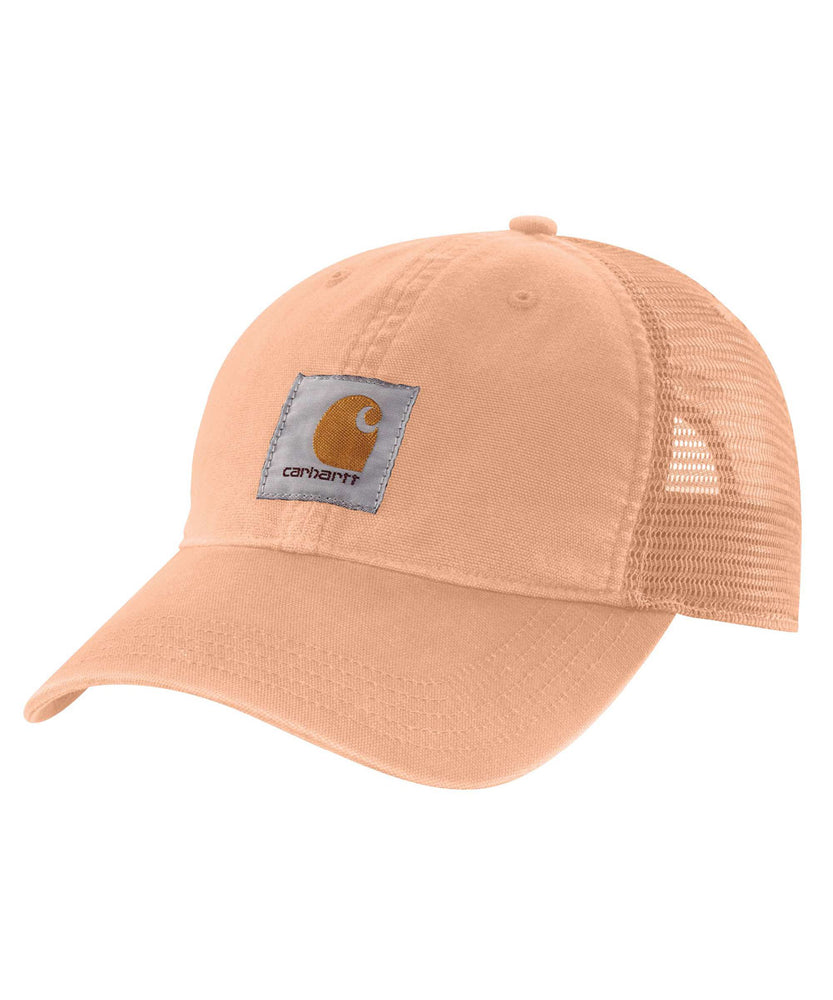 Carhartt Buffalo Cap - Cantaloupe at Dave's New York