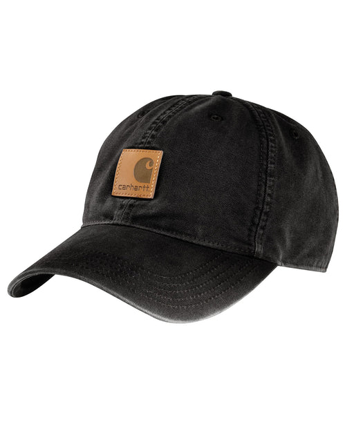 Carhartt 100289 Odessa Cap in Black at Dave's New York