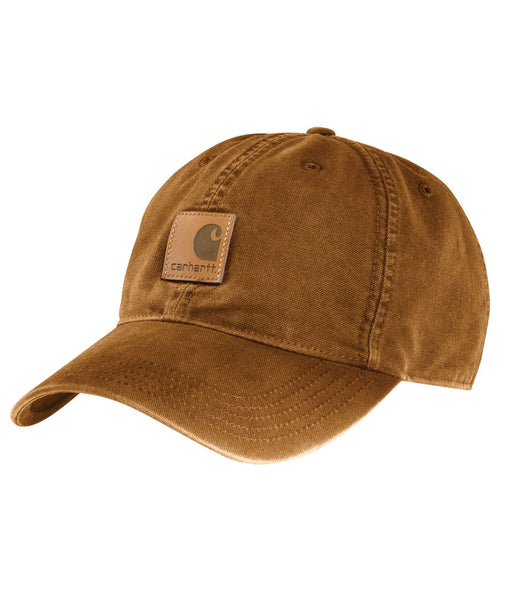 Carhartt 100289 Odessa Cap in Carhartt Brown at Dave's New York