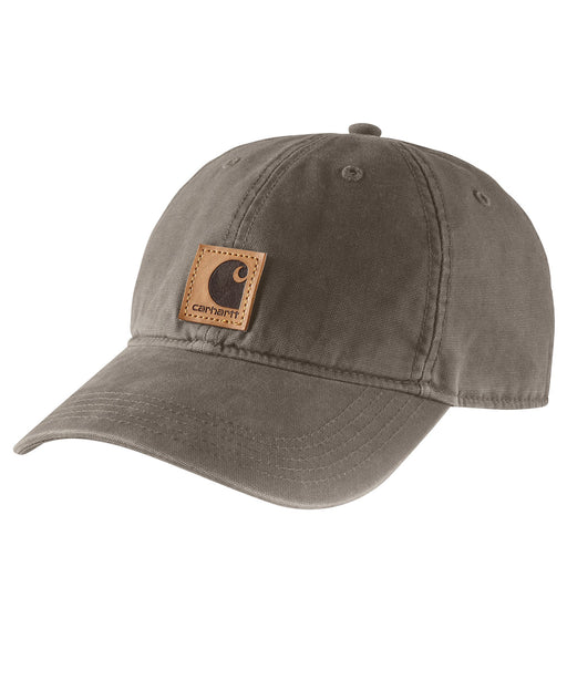 Carhartt 100289 Odessa Cap in Driftwood at Dave's New York