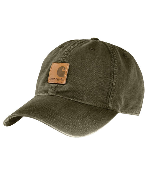 Carhartt 100289 Odessa Cap in Army Green at Dave's New York