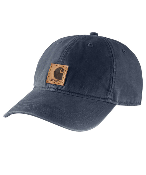 Carhartt 100289 Odessa Cap in Navy at Dave's New York