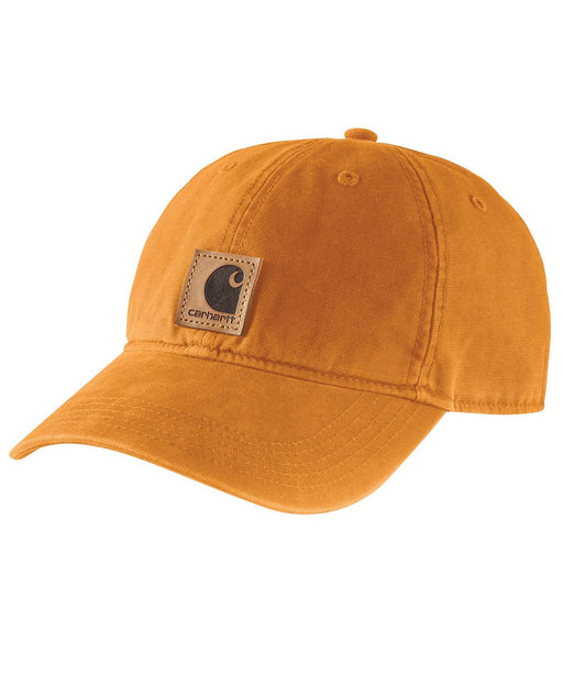 Carhartt 100289 Odessa Cap in Carhartt Gold at Dave's New York