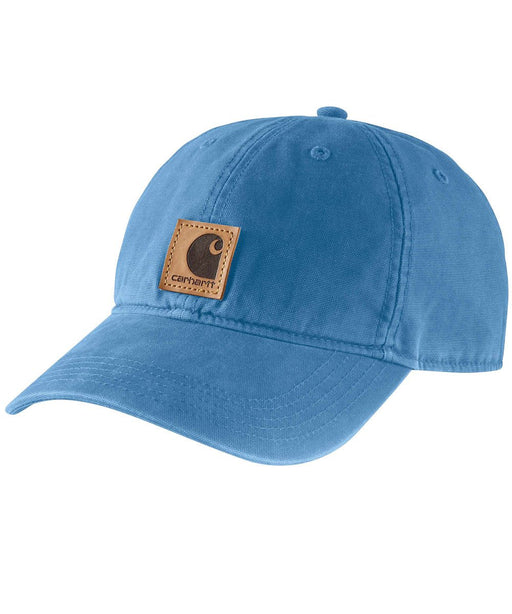 Carhartt 100289 Odessa Cap in French Blue at Dave's New York