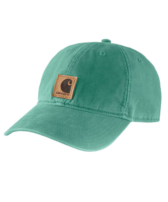 Carhartt 100289 Odessa Cap in Botanic Green at Dave's New York