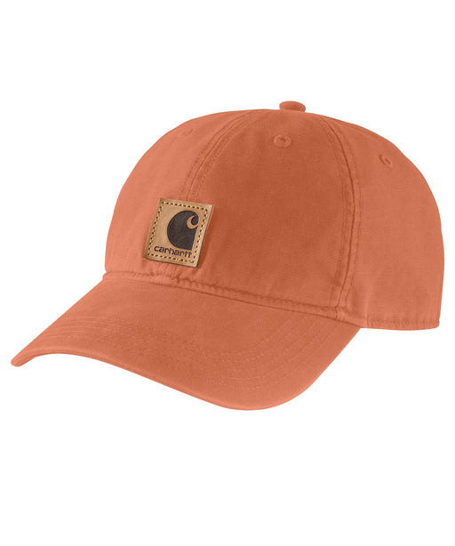 Carhartt Odessa Cap - Ginger at Dave's New York
