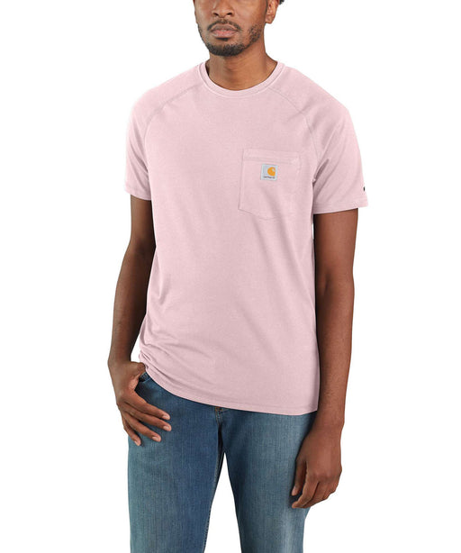 Carhartt Force™ Cotton Short Sleeve T-Shirt - Crepe at Dave's New York