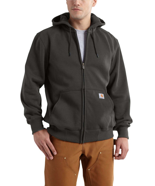 Carhartt 100614 Paxton Heavyweight Zipper Hooded Sweatshirt – Peat