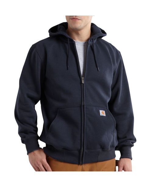 Carhartt 100614 Paxton Heavyweight Zipper Hooded Sweatshirt – New Navy