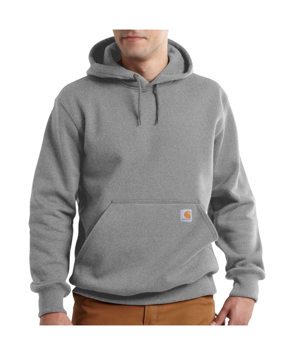 Carhartt 100615 Paxton Heavyweight Hooded Sweatshirt – Heather Gray