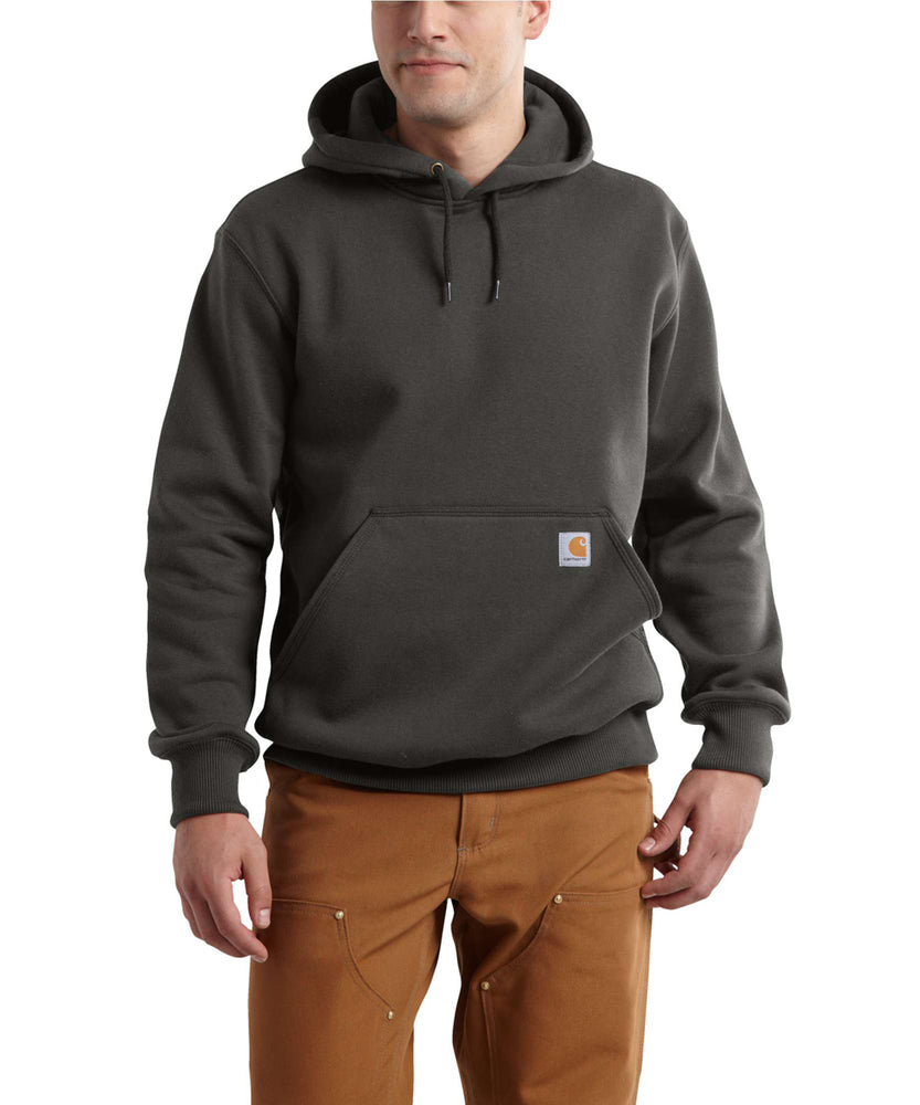 Carhartt 100615 Paxton Heavyweight Hooded Sweatshirt in Peat at Dave's New York