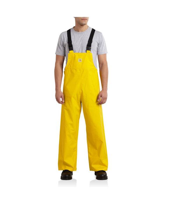 Carhartt Mayne Bib Overalls in Yellow at Dave's New York