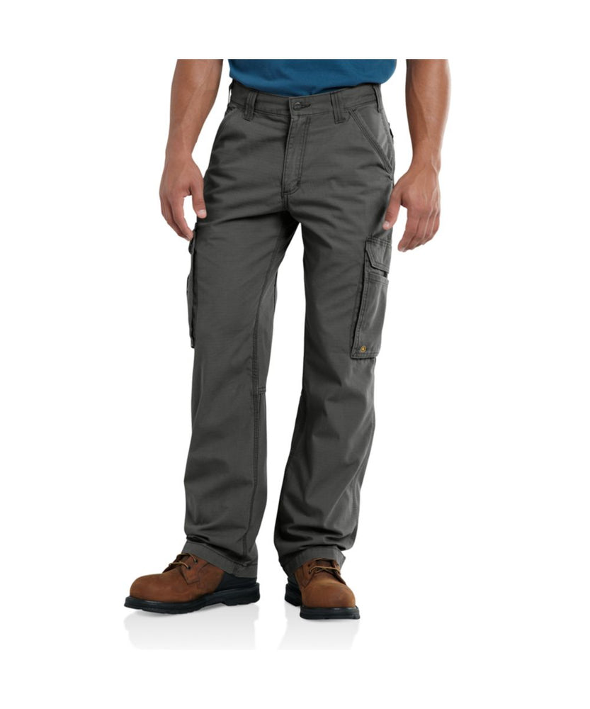 Carhartt Force Tappen Cargo Pants in Gravel at Dave's New York