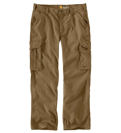 Carhartt Force Tappen Cargo Pants in Yukon at Dave's New York