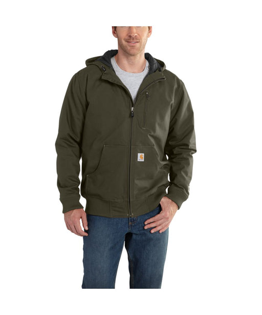 Carhartt Quick Duck® Jefferson Active Jacket (model 101493) – Olive