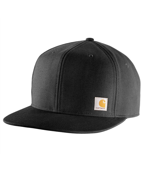 Carhartt Ashland Canvas Cap in Black at Dave's New York