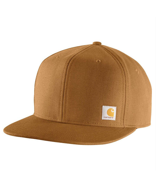 Carhartt Ashland Canvas Cap - Carhartt Brown