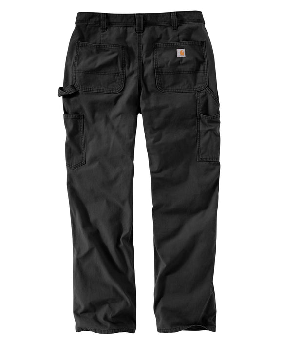 Carhartt Women's Original Fit Crawford Pants (102080) Black at Dave's New York