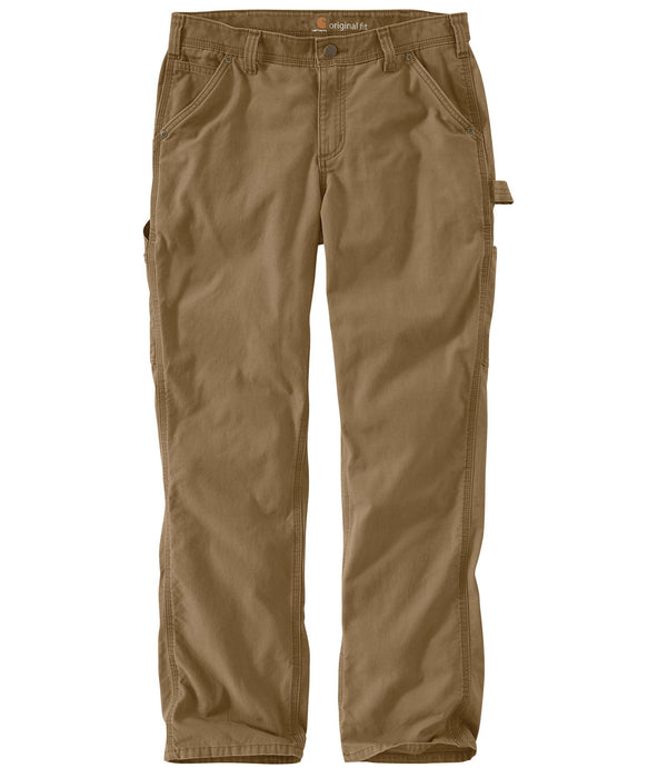 Carhartt Women's Original Fit Crawford Pant - model 102080 - Yukon