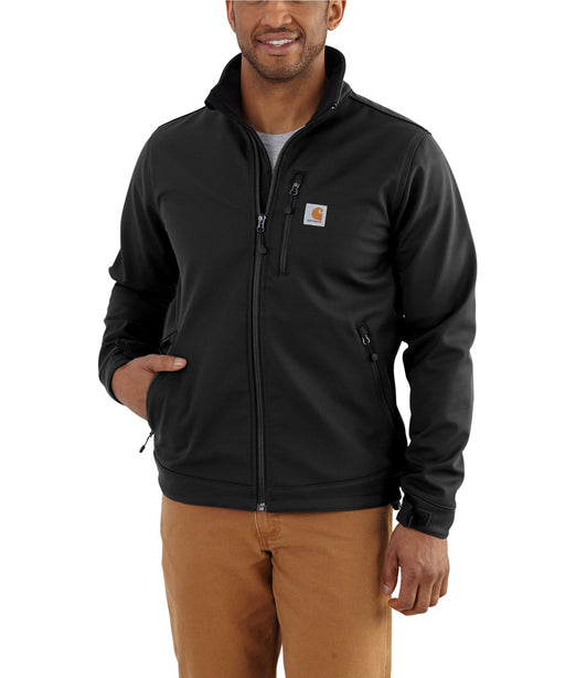 Carhartt Crowley Softshell Jacket - 102199 - Black