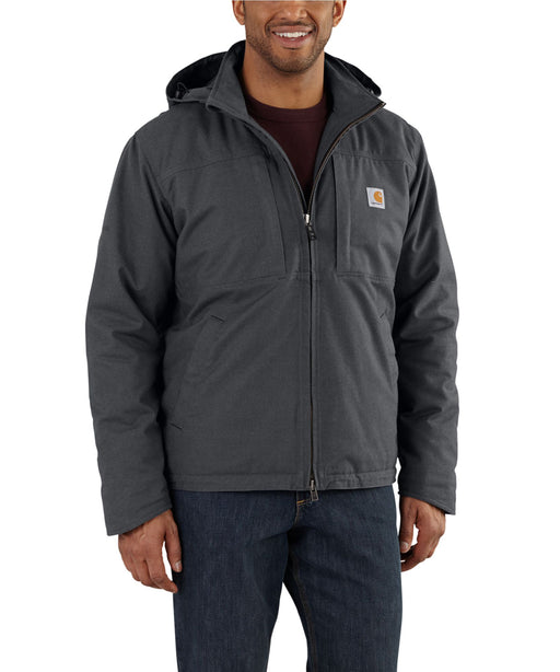 Carhartt Full Swing Cryder Jacket (102207) in Shadow Grey at Dave's New York